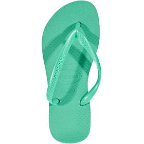 havaianas Slim Flips Kids Mint Green/Mint Green